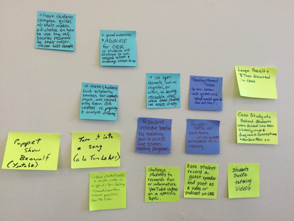 Opening Your Classroom to the World of OER: Benefits, Challenges and ...